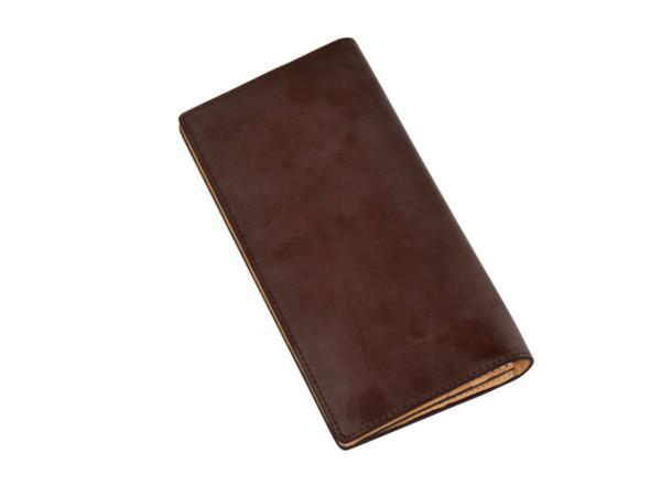ラファエロ ブライドルレザー 二つ折り長財布