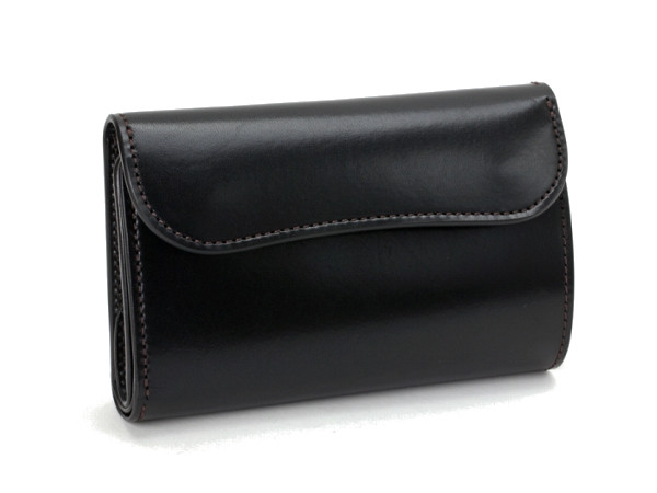 バーン 三つ折り財布