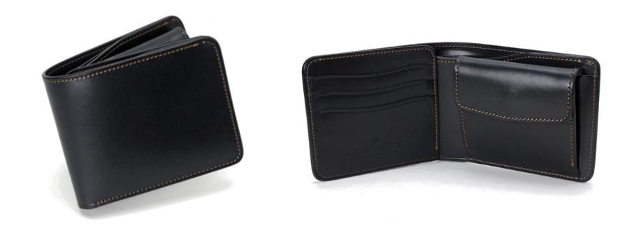 グラウンダー 二つ折り財布