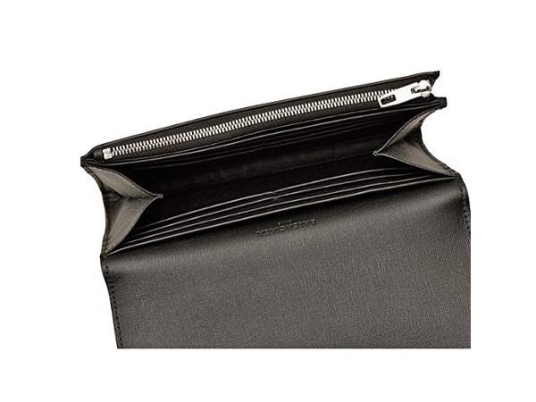 フラップ 長財布