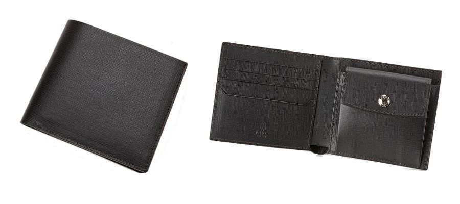 アスティ フィンカーフ 二つ折り財布