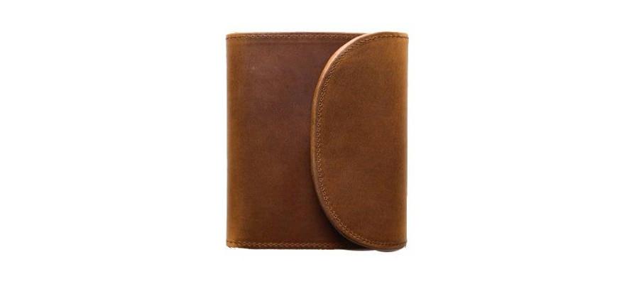 SETTLER 三つ折り財布