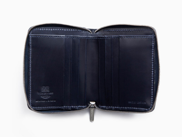 S3063 ZIP AROUND NOTE CASE / REGENT BRIDLE
