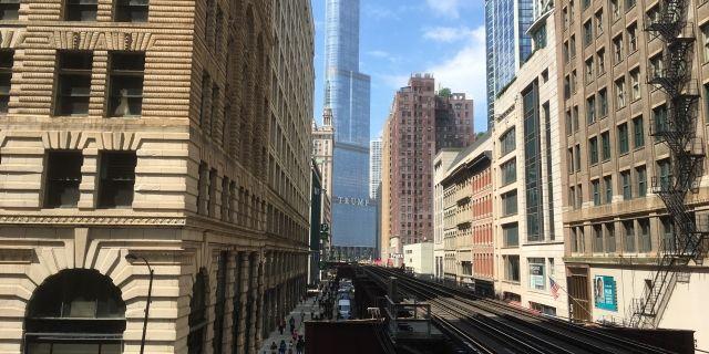 アメリカ・シカゴ