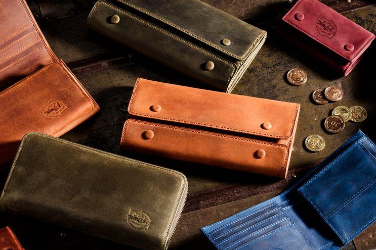 財布の種類