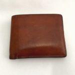マットーネ 二つ折り財布の経年変化と使用感レビュー!