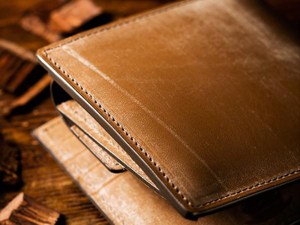 茶色(ブラウン)の財布